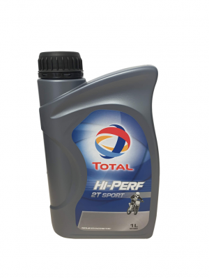 Total High Perf 2T Oil 1L