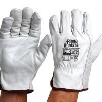 Prochoice Riggamate Leather Gloves (Pack of 12 Pairs)